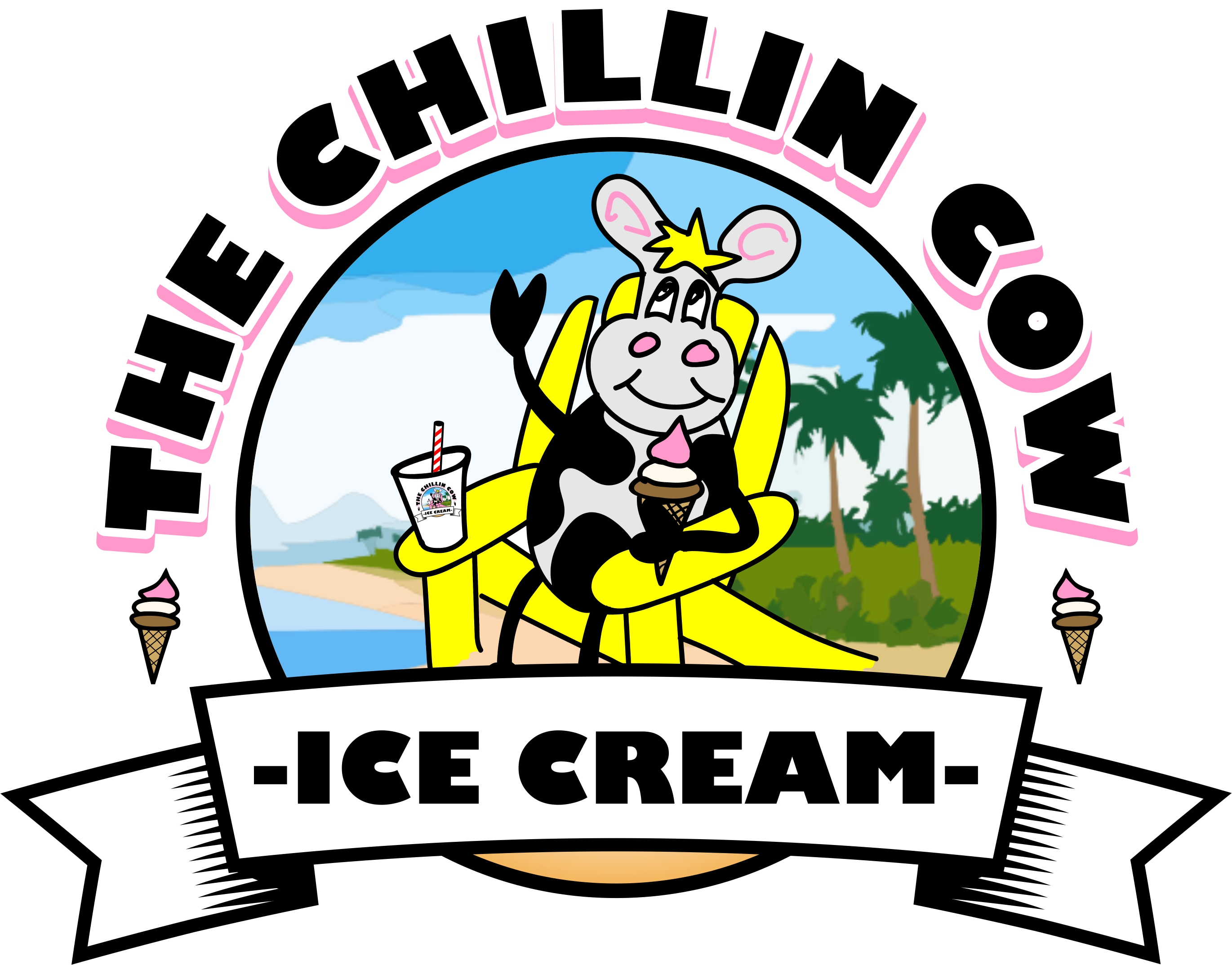 The Chillin Cow